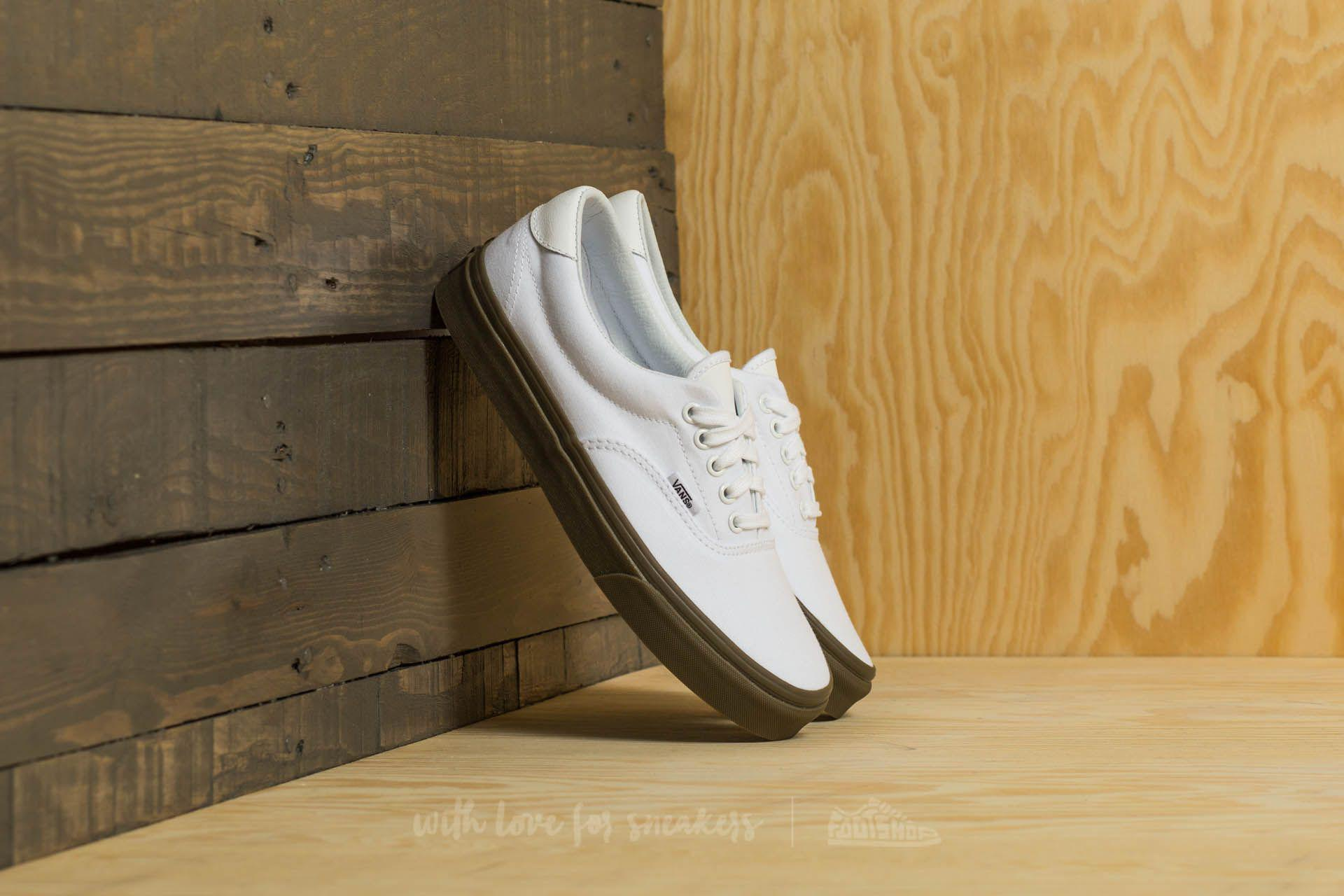 258327fcb1 Lyst - Vans Era 59 (bleacher) True White  Gum in Green for Men