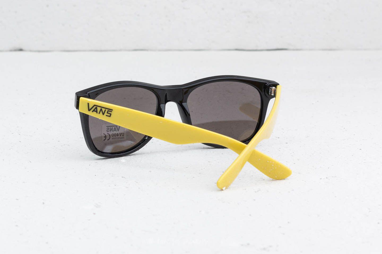 41c8168833 Lyst - Vans Spicoli 4 Shade Sunglasses Black-green Sheen