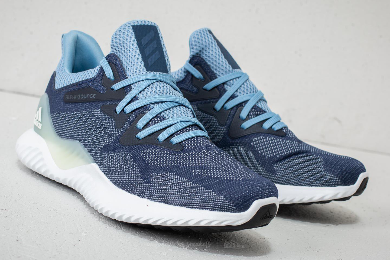 254d341eca4 Lyst - adidas Originals Adidas Alphabounce Beyond W Noble Indigo ...
