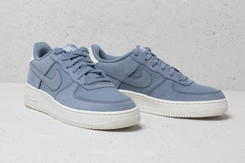 sports shoes dbda6 612c9 ... Lyst - Nike Air Force 1 Suede (gs) Ashen Slate Ashen Slate-sail ...