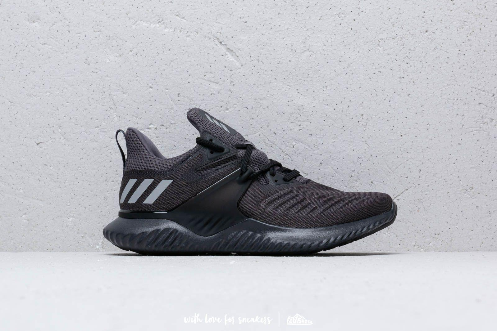 separation shoes cb54b 07745 Adidas Originals - Adidas Alphabounce Beyond 2 M Core Black Silvmt Carbon  for Men. View fullscreen