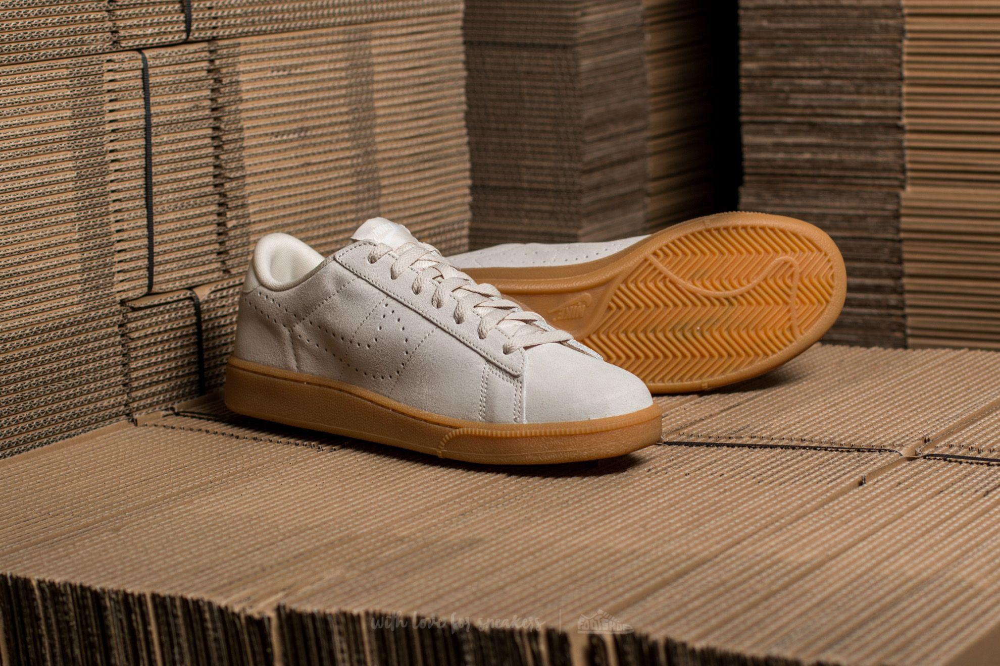 best sneakers 1199d 90f2c Lyst - Nike Tennis Classic Cs Suede Oatmeal  Oatmeal-ivory for Men