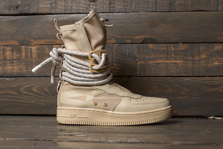 bed55dde9464 Lyst - Nike Sf Air Force 1 Hi Rattan  Rattan-rattan