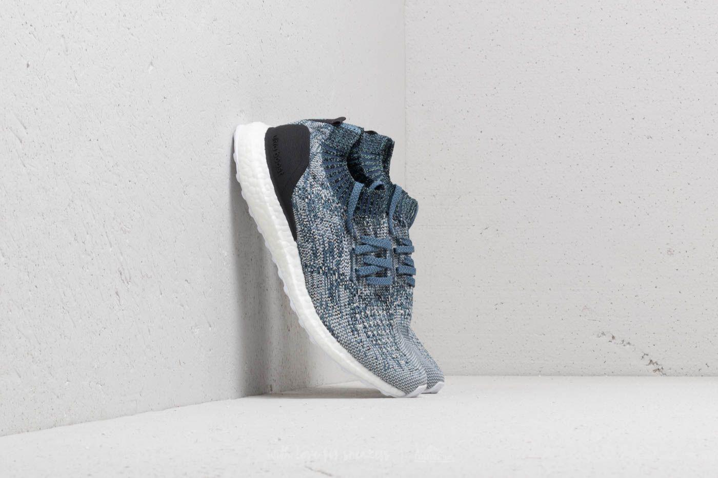 0e67dcb6c Lyst - Footshop Adidas Ultraboost Uncaged Parley Raw Grey  Chalk ...