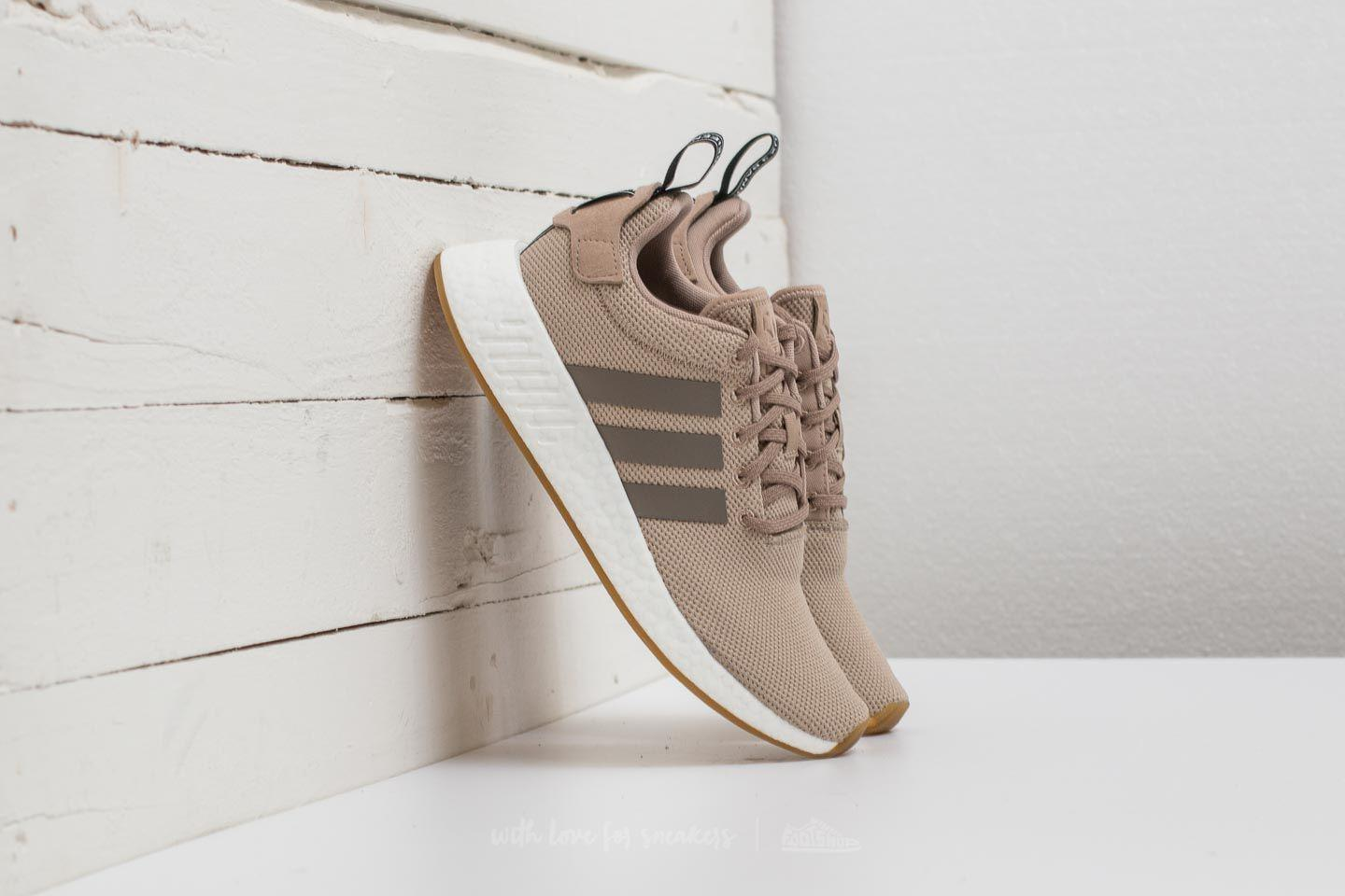 1ad3e5e7a53 Lyst - adidas Originals Adidas Nmd r2 Trace Khaki  Simple Brown ...