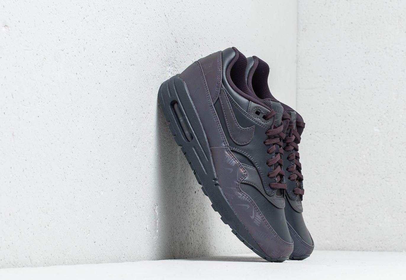 89370f639e Nike Wmns Air Max 1 Lx Oil Grey/ Oil Grey-oil Grey in Gray - Lyst