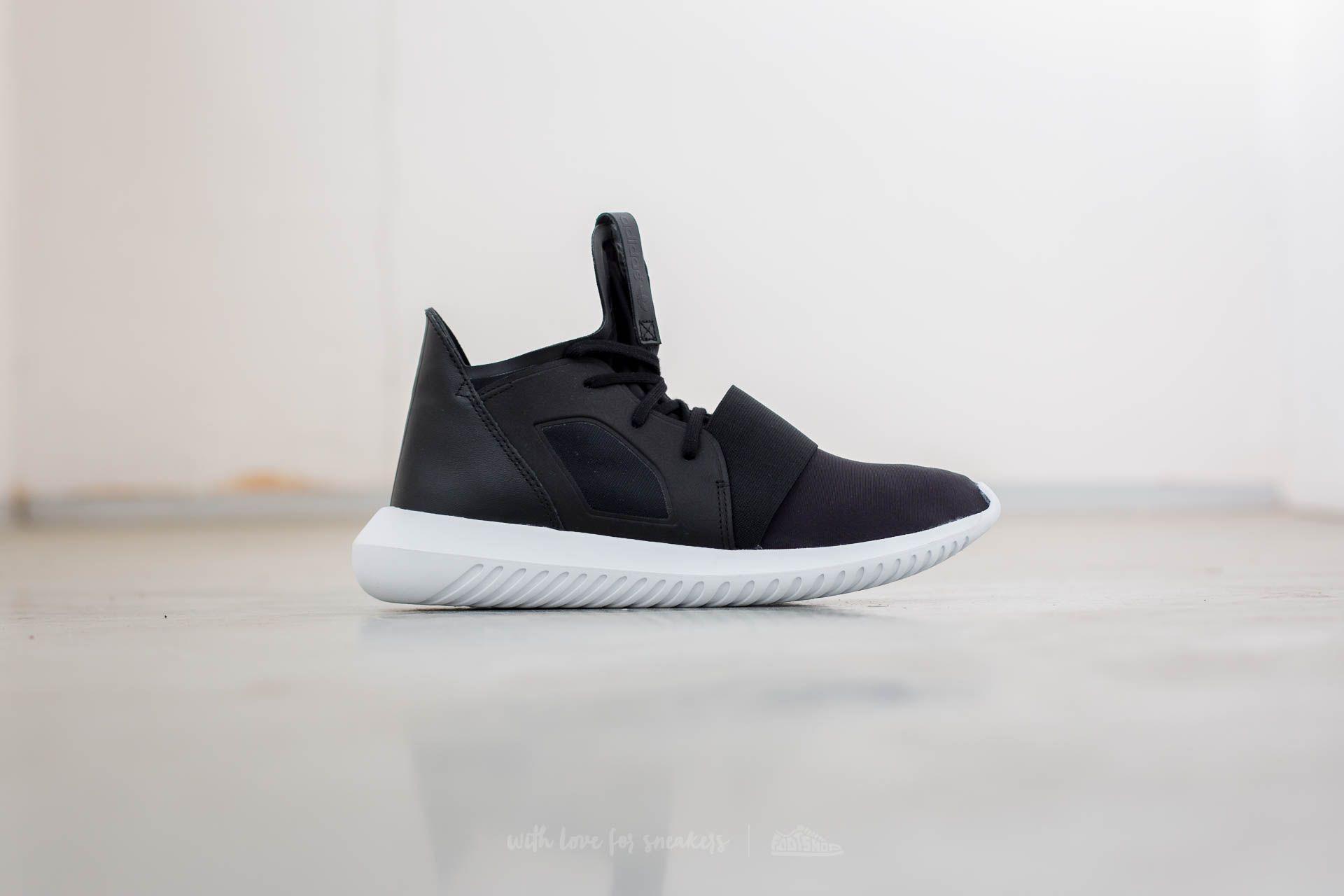 competitive price c6c9f d93a4 Lyst - adidas Originals Adidas Tubular Defiant W Core Black  Core ...