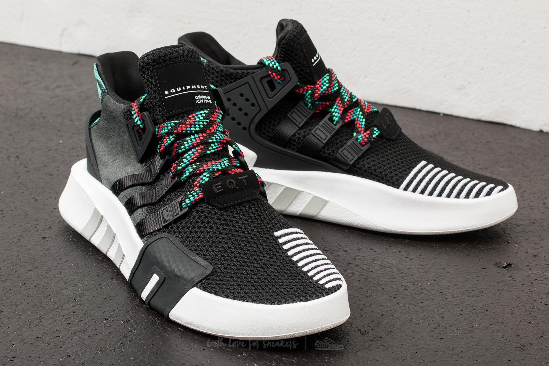 2d106716cbfa Lyst - adidas Originals Adidas Eqt Bask Adv Core Black  Core Black ...