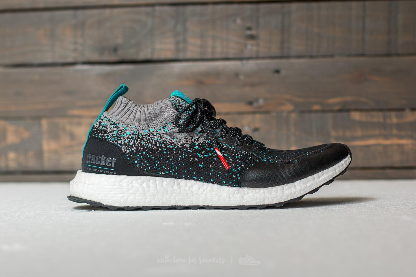 701245766 Solebox X Packer Shoes Adidas Ultra Boost Mid Black - Style Guru ...