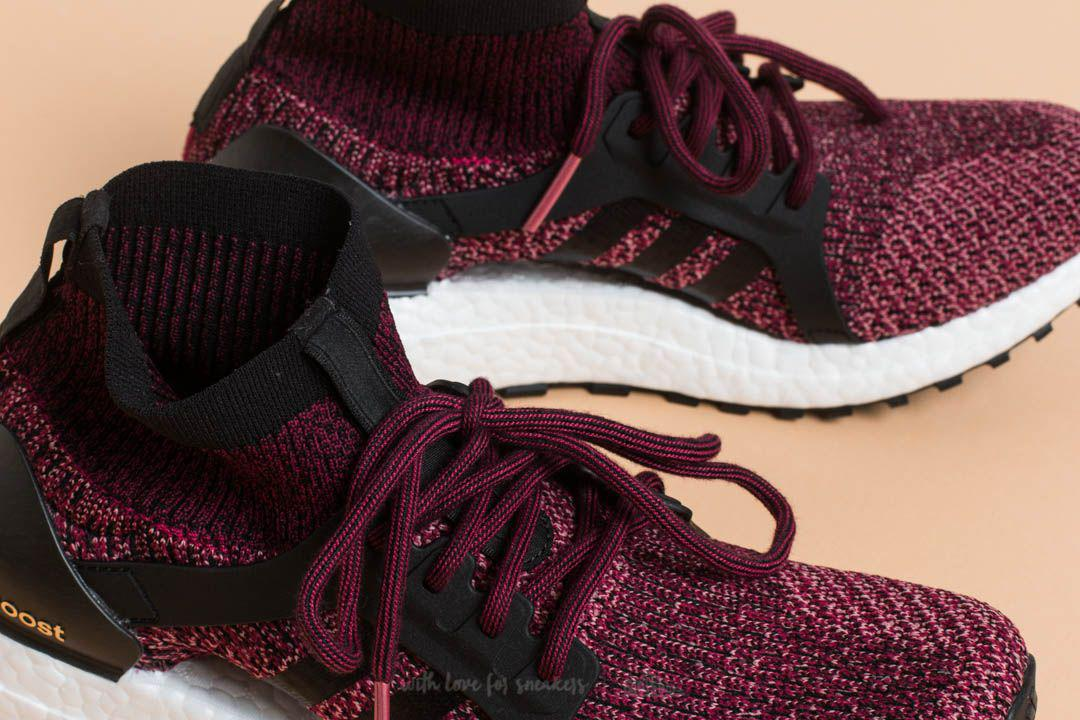 2bb927d5d Lyst - Footshop Adidas Ultraboost X All Terrain Mystery Ruby  Core ...