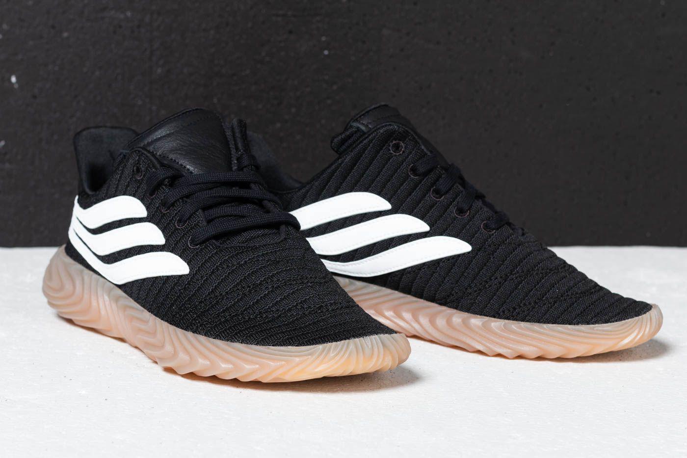 release date 44cb7 6ac9d Lyst - adidas Originals Adidas Sobakov Core Black Ftw White