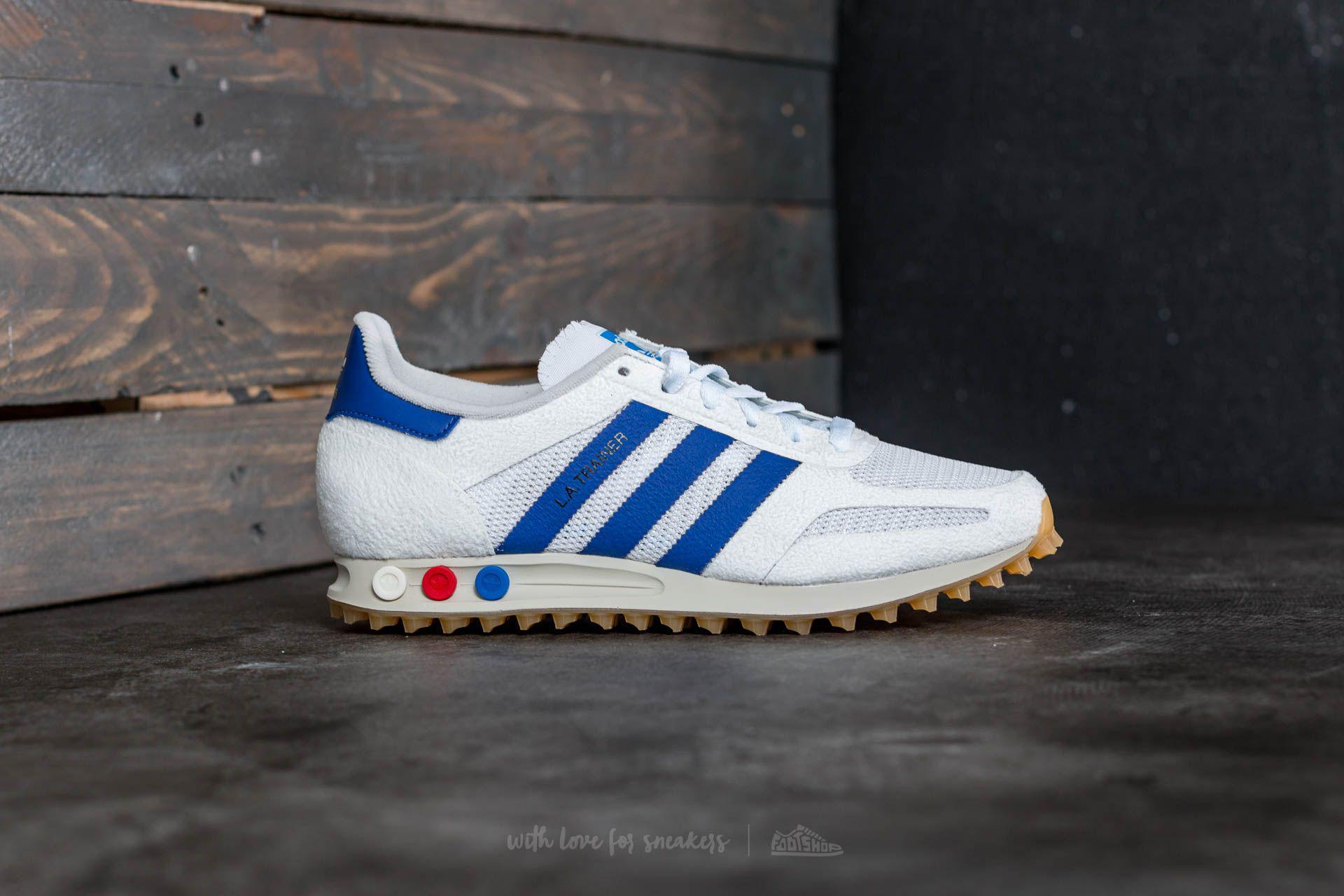Lyst - adidas Originals Adidas La Trainer Og Vinted White  Mystery ... dd2b0b98c