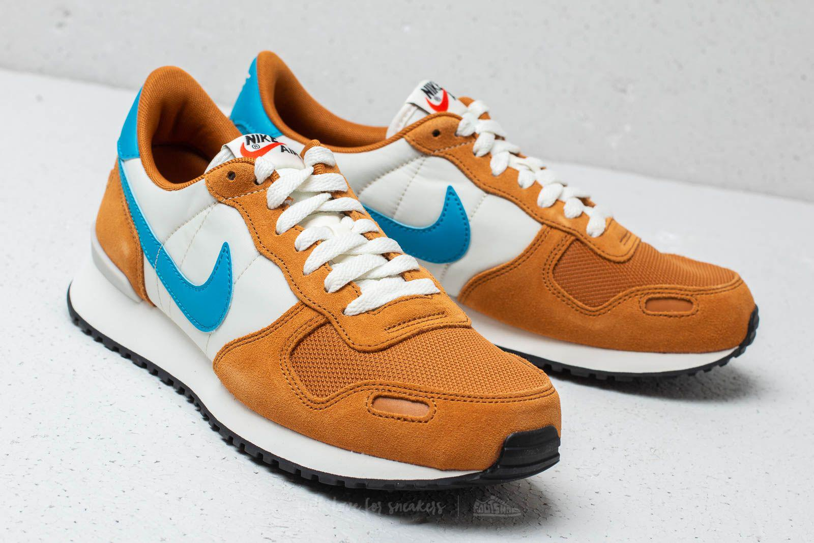 promo code 7cfcc a069e Nike Air Vortex Desert Ochre  Blue Orbit in Blue for Men - Lyst