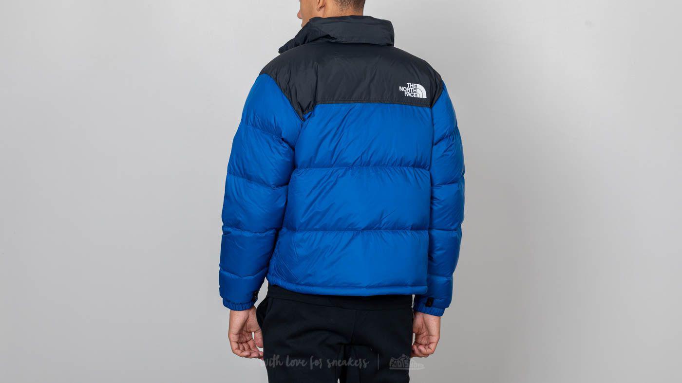 Lyst Footshop The North Face M 1996 Retro Nuptse Jacket Aztec Blue