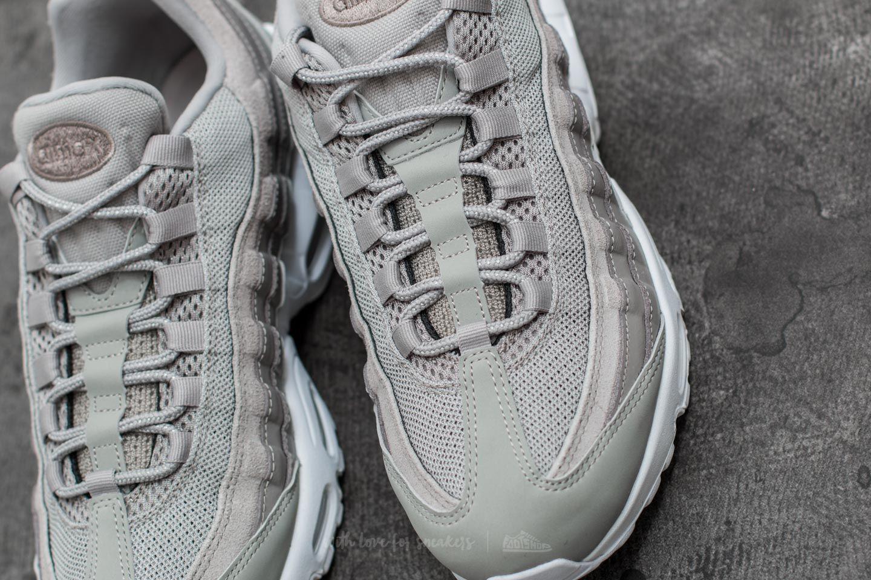 Lyst  Nike Air Max 95 Premium Cobblestone  Lyst Cobblestone Blanco Para Hombres 052cc9