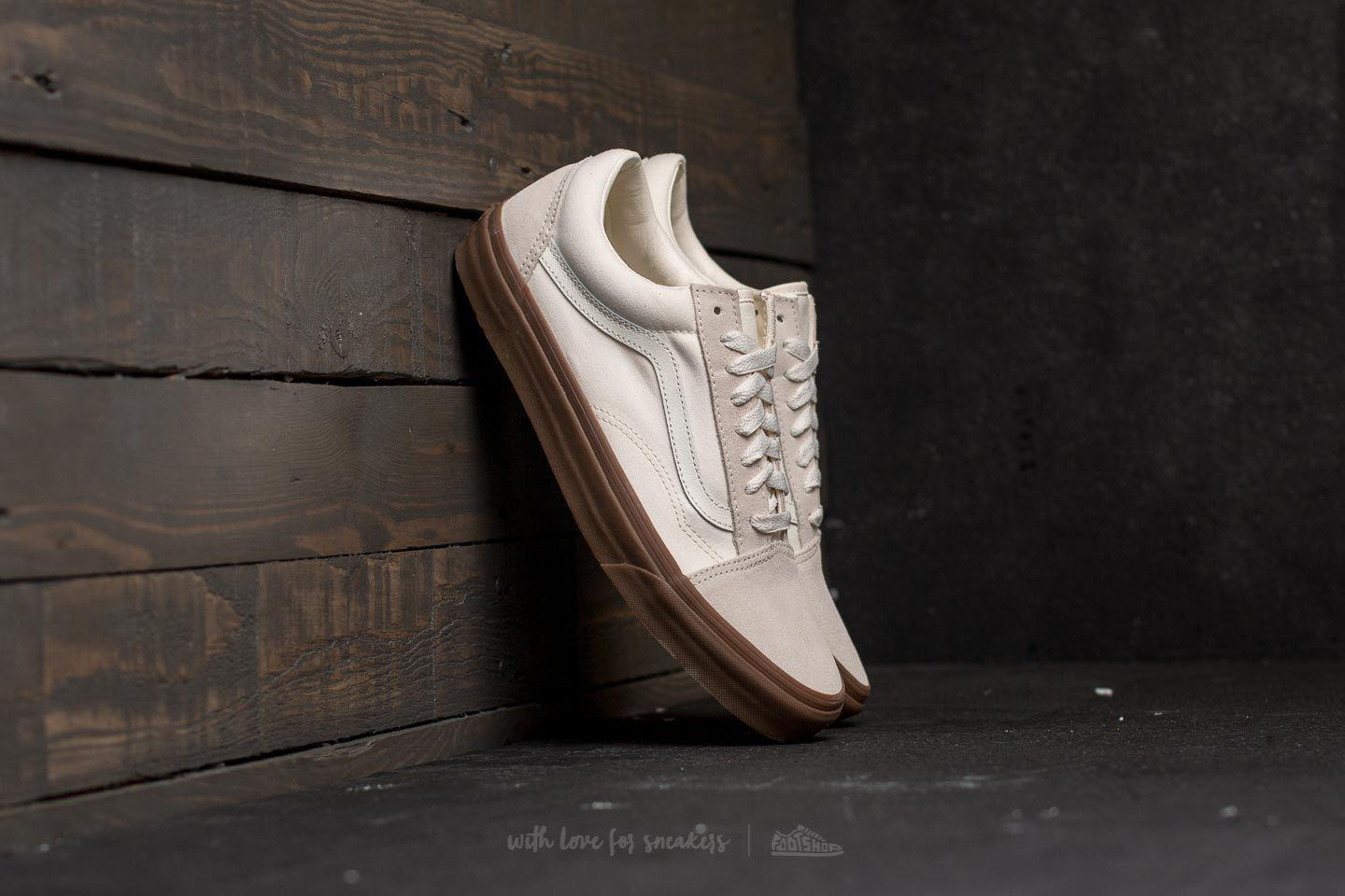 ae06d2e1fee Women s Old Skool (suede  Canvas) White  Gum. See more Vans Sneakers.