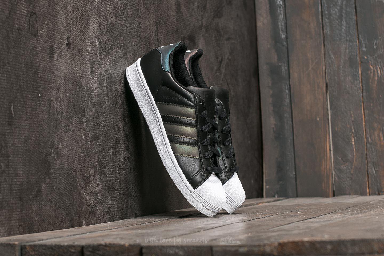 online retailer 04fc8 65786 Lyst - adidas Originals Adidas Superstar J Core Black Core B