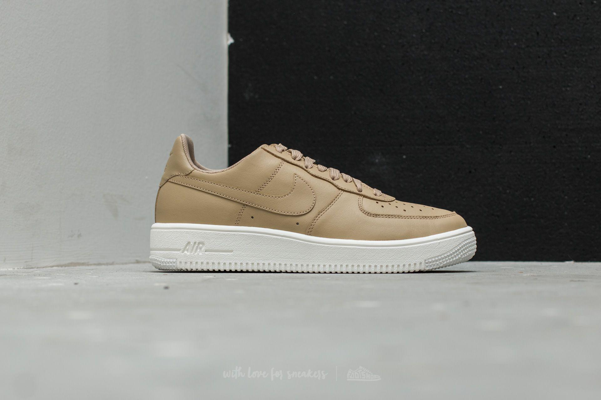 air force 1 khaki white