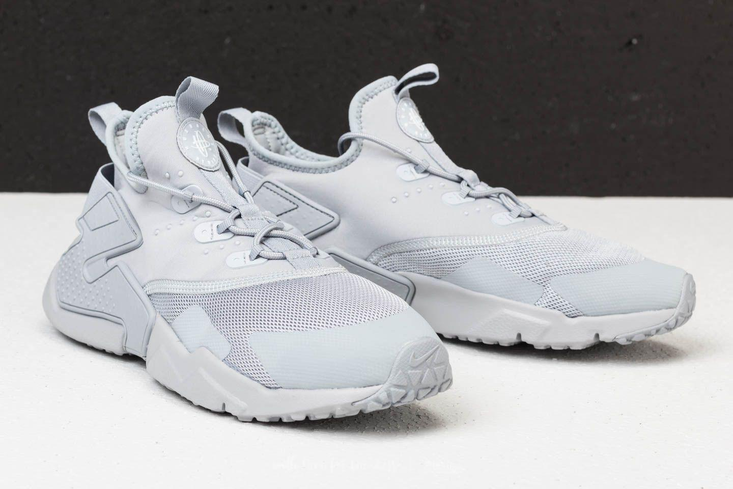 newest a1419 31e0a Nike Huarache Drift (GS) Wolf Grey  White ...