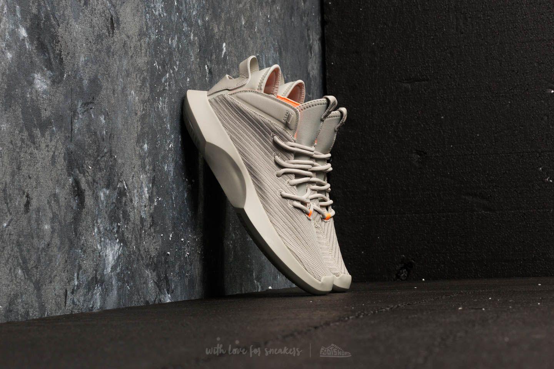 sale retailer b7951 f9cd1 Mens Gray Adidas Crazy 1 Adv Ck . ...