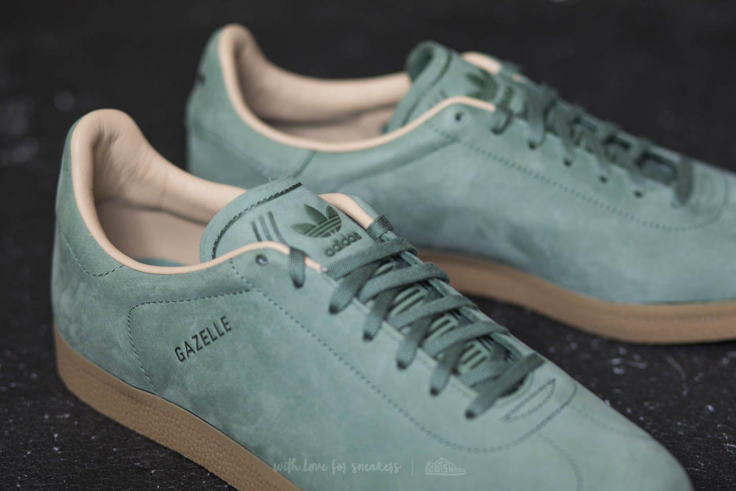 online store c86d4 e6ce5 Gallery. Previously sold at Footshop · Mens Adidas Gazelle ...