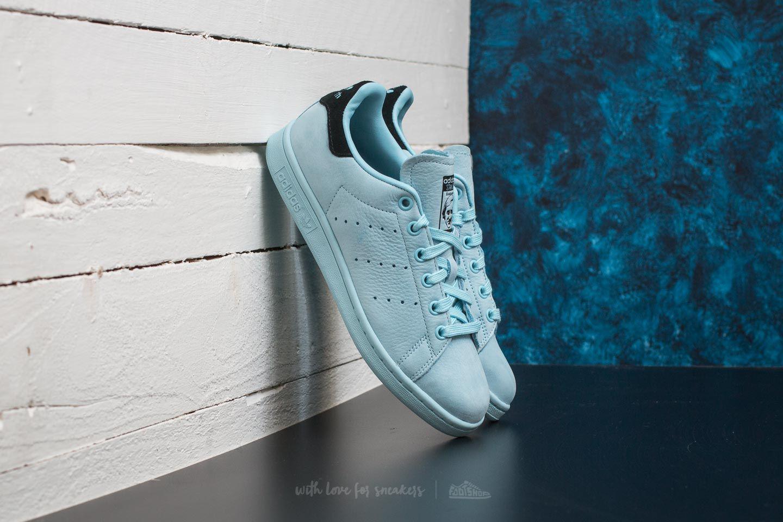 Lyst adidas Originals Adidas Stan Smith W Icey Azul / azul gris.