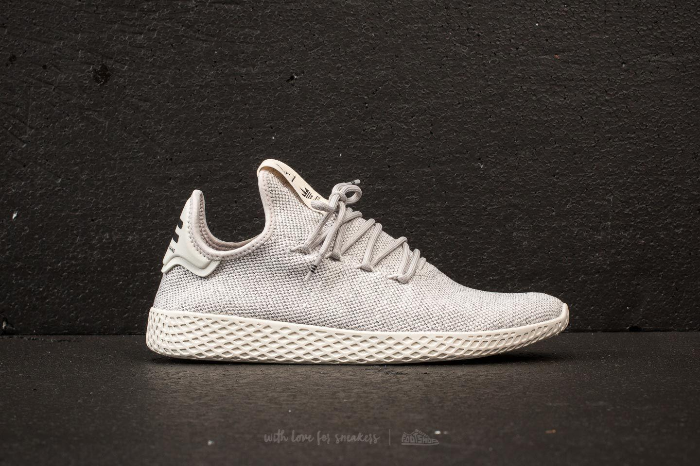 05cdf80a4d885 Lyst - adidas Originals Adidas Pharrell Williams Tennis Hu Grey One ...