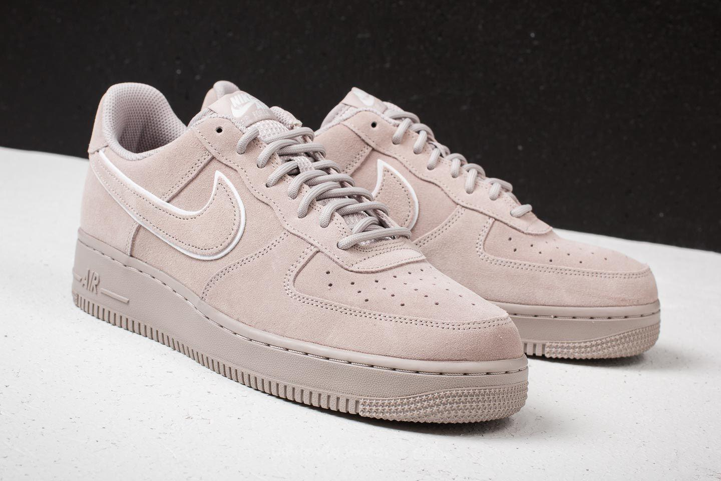 83736c85116a4 Nike Air Force 1 '07 Lv8 Suede Moon Particle/ Moon Particle for Men ...