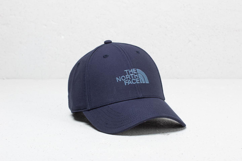 a84b64a9472 Lyst - Footshop The North Face 66 Classic Hat Shady Blue  Gull Blue ...