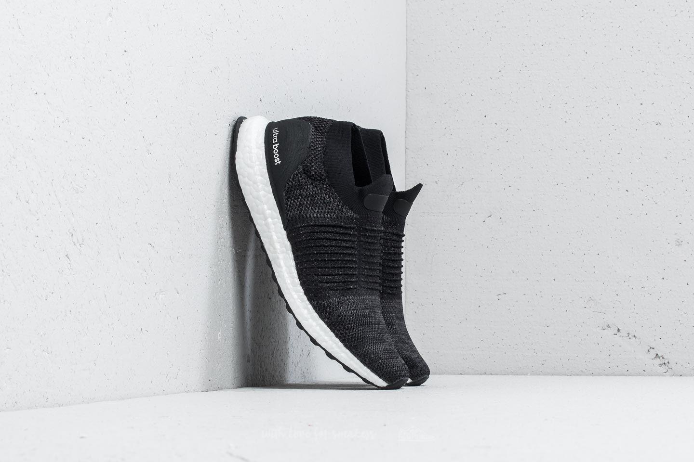 c7fb907894c8e Lyst - Footshop Adidas Ultraboost Laceless W Core Black  Core Black ...