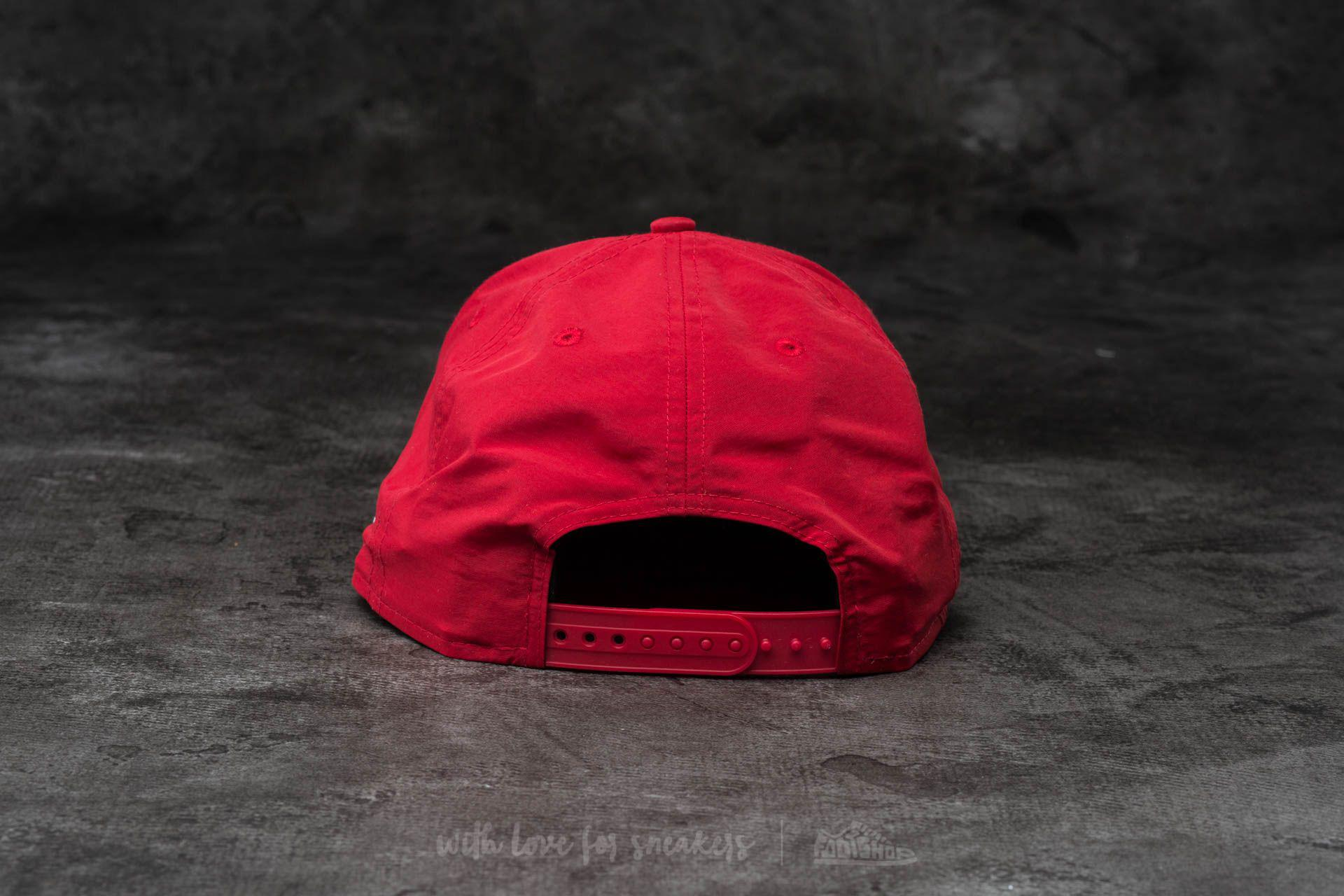 Lyst - Ktz Cap 9fifty Nylon Mix Wordmark Red in Red for Men d12171f6232