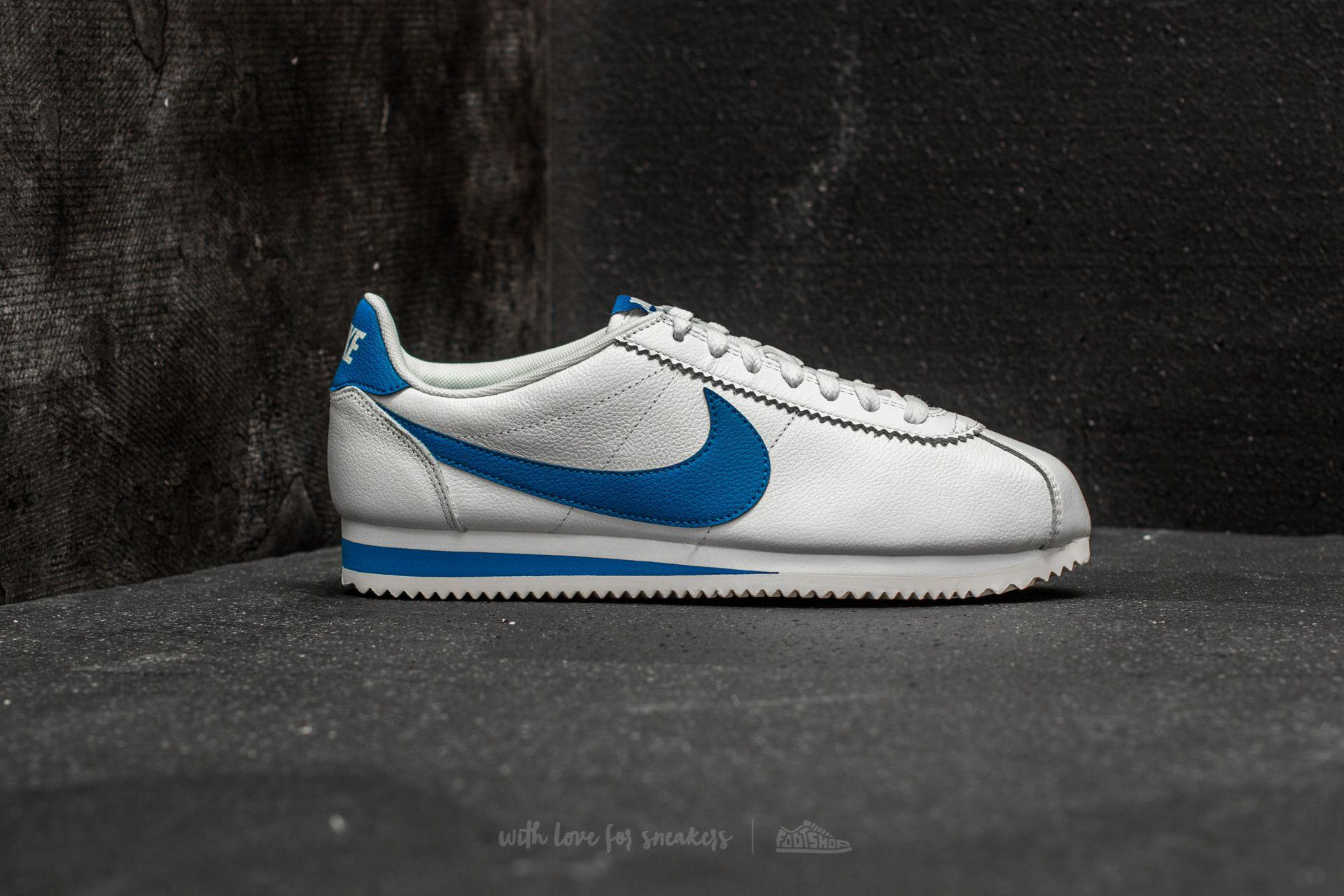 the latest 23d7e 11307 hot nike cortez classic blue b3775 6e4a6