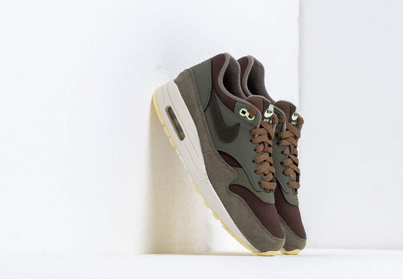 NIKE SPORTSWEAR Air Max 1 Sneaker für Damen Beige