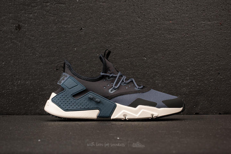 e4e14fad614d Lyst - Nike Air Huarache Drift Thunder Blue  Desert Sand-black in ...
