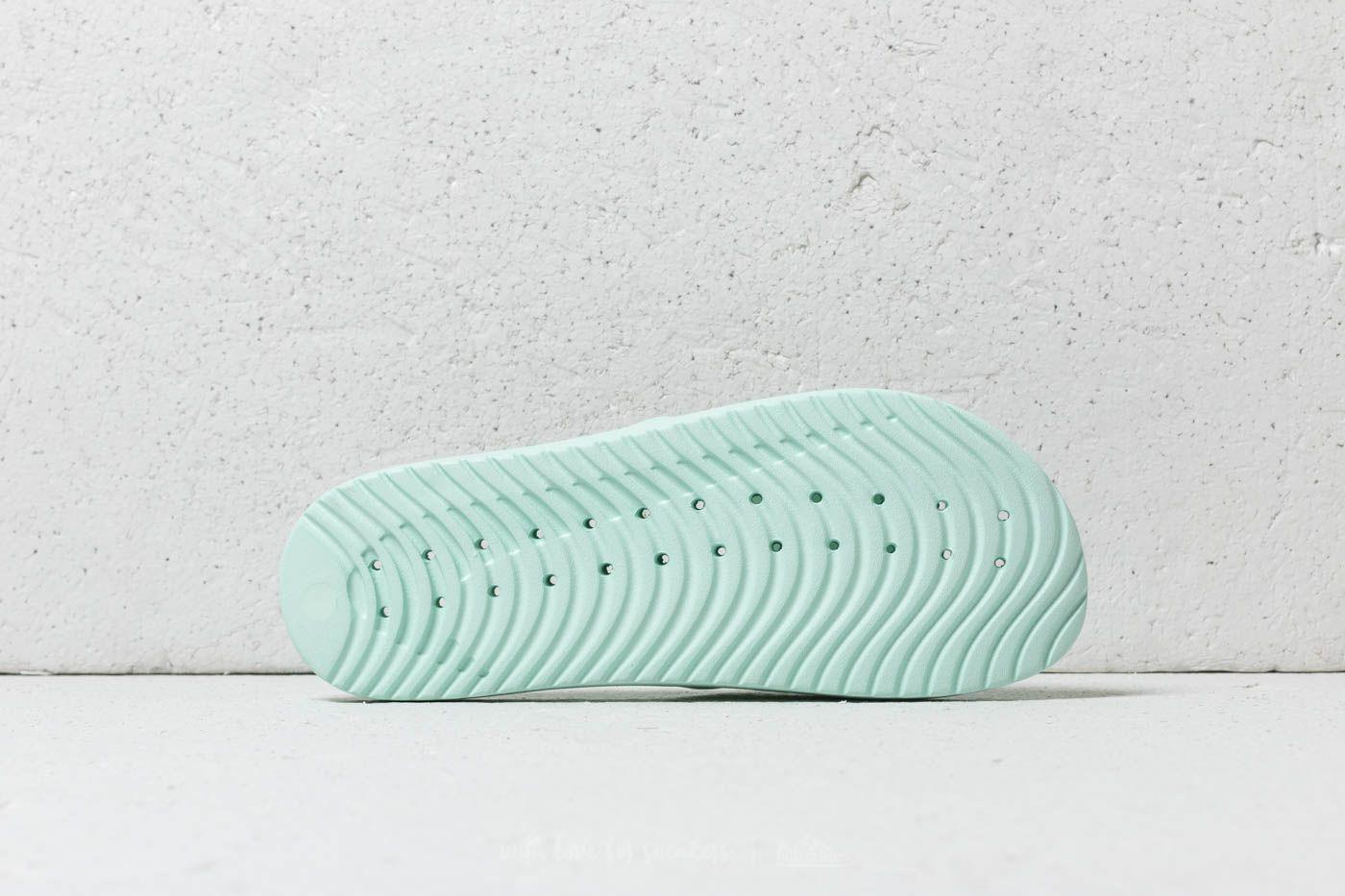 c65a9049fdc5 Lyst - Nike Wmns Kawa Shower Igloo  Light Bone in Green
