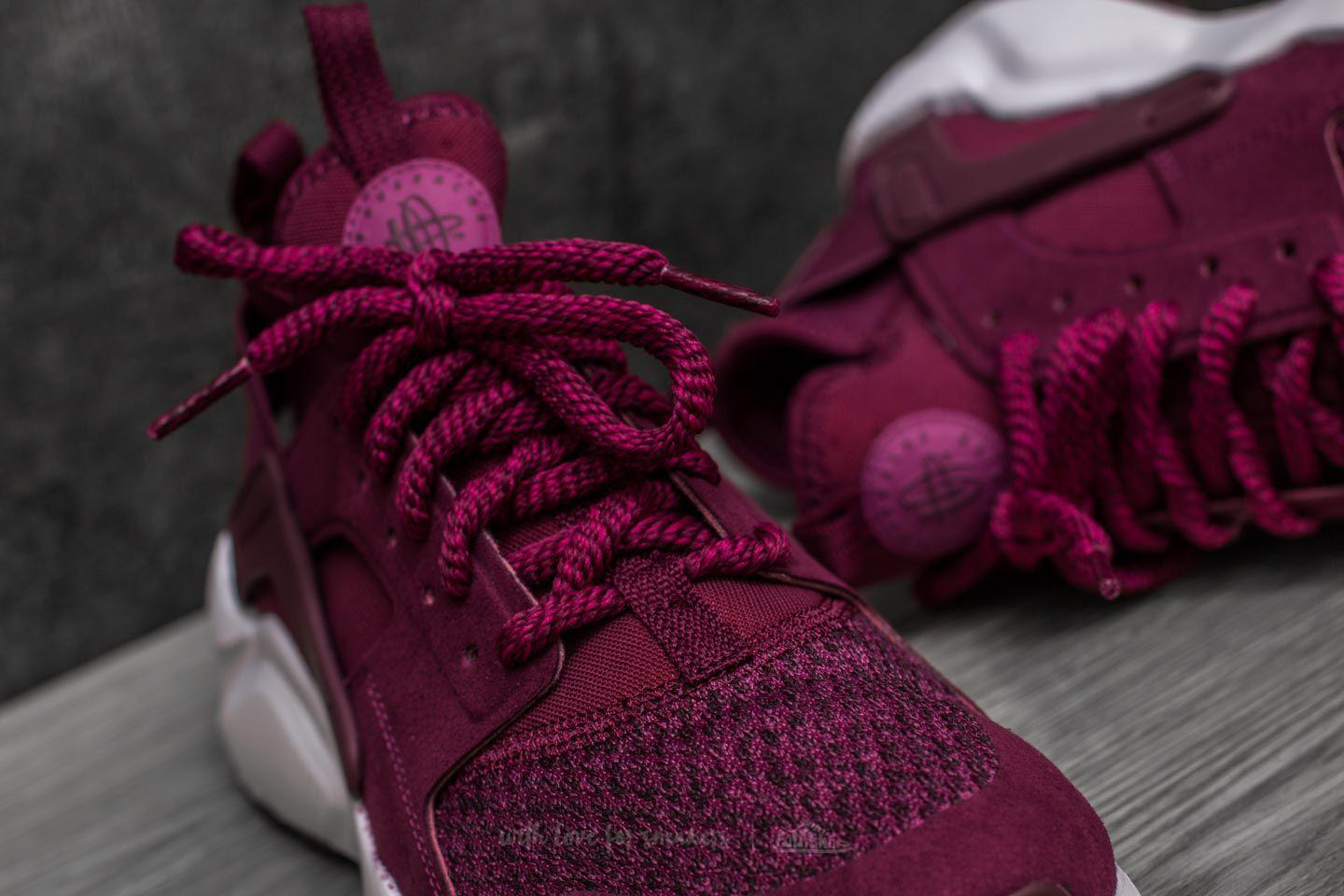 6a285c666ddc Lyst - Nike Air Huarache Run Ultra Se (gs) Bordeaux  Bordeaux-tea Berry