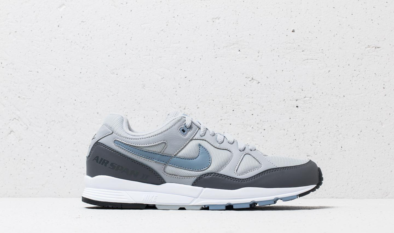 wholesale dealer de432 2bdf2 Nike Air Span Ii Wolf Grey  Ashen Slate in Gray for Men - Save 58 ...