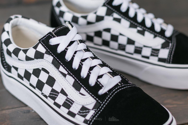 vans platform sneakers canada