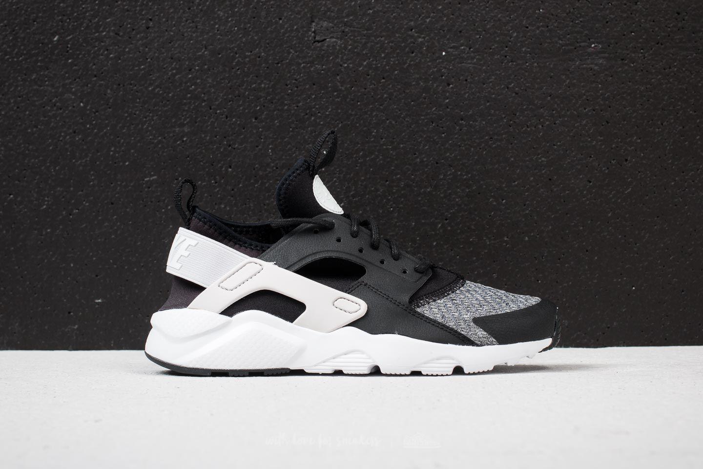 cbffb73be00c Lyst - Nike Air Huarache Run Ultra Se (gs) Black  Vast Grey-white in ...