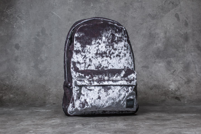 87868e3639d Lyst - Vans Deana Iii Backpack Black Velvet in Black