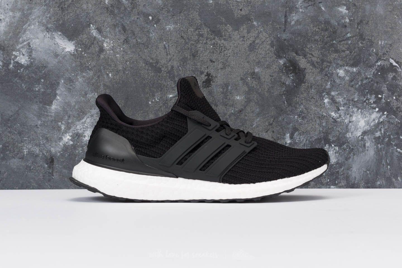 ... fashion styles d8939 dd286 Footshop - Adidas Ultraboost Core Black Core  Black Core Black for Men ... 2da45185a