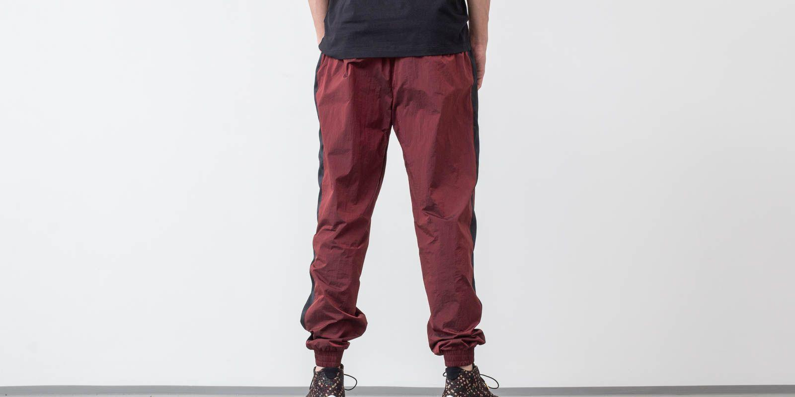 e5fb56a0e45f Lyst - Nike Flight Warm-up Pants Gym Red  Black in Red for Men