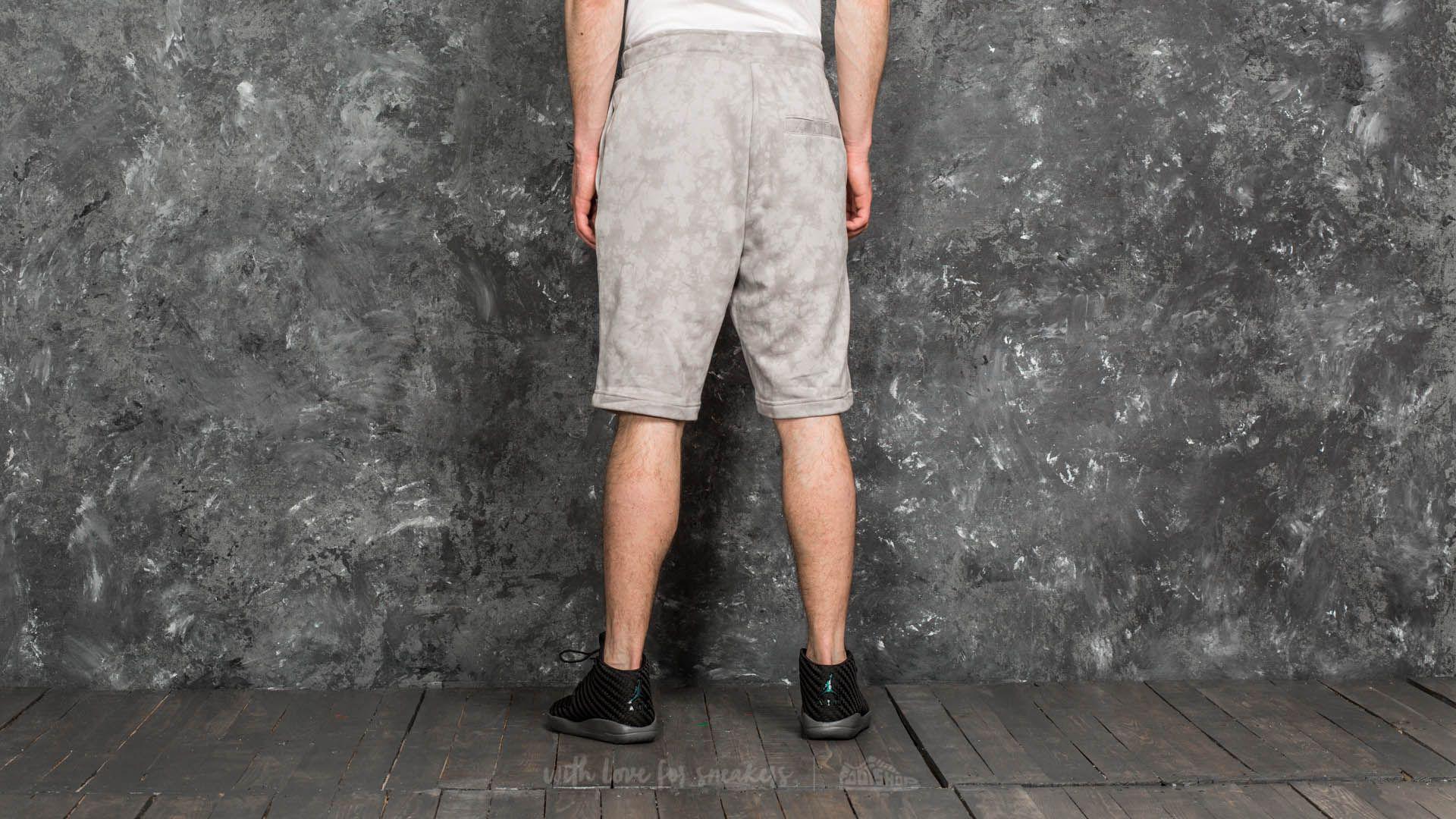 33ba1f558a42 Lyst - Nike Fadeaway Shorts Matte Silver in Gray for Men