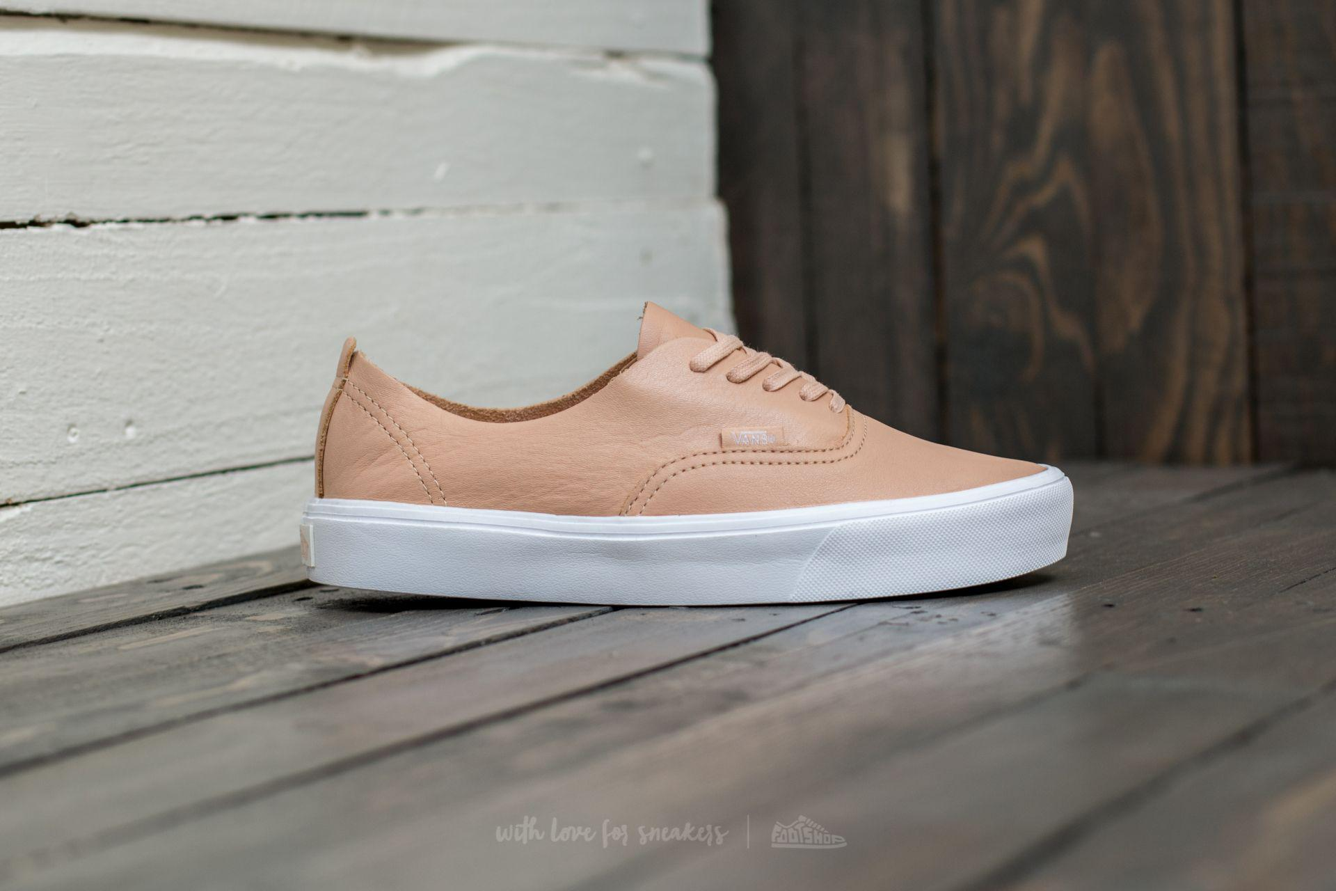 302615fac5 Lyst - Vans Authentic Decon (leather) Amberlight