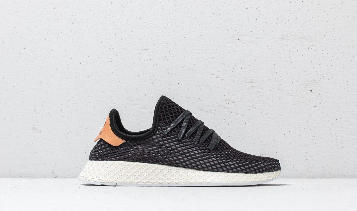 64b9611cecca4 Adidas Originals - Adidas Deerupt Runner Core Black  Core Black  Ash Pearl  for Men. View fullscreen