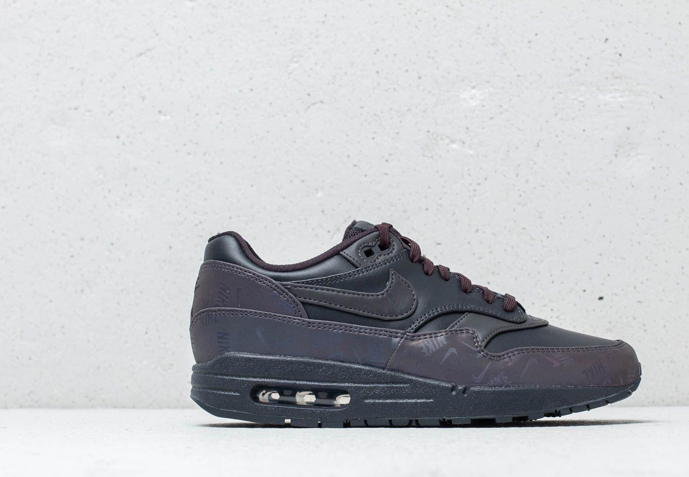92b7b367dc Nike - Gray Wmns Air Max 1 Lx Oil Grey/ Oil Grey-oil Grey. View fullscreen