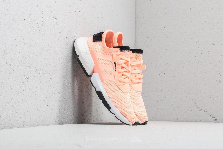 0eb181beefd3 Lyst - adidas Originals Adidas Pod-s3.1 Clear Orange  Clear Orange ...