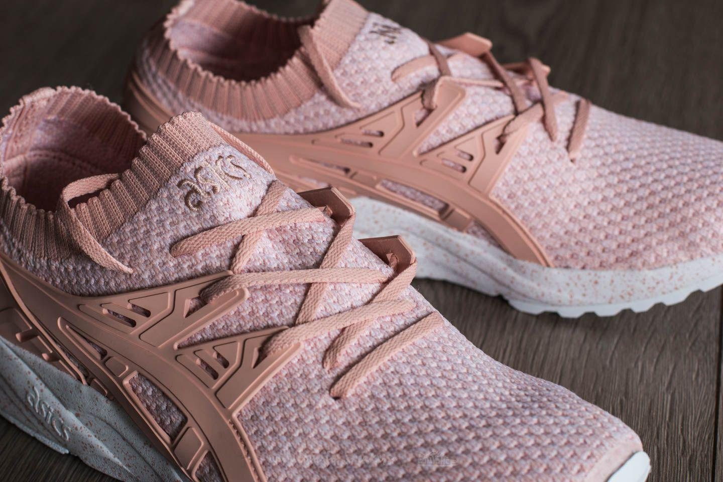 Asics Gel Kayano Trainer Knit fucsia