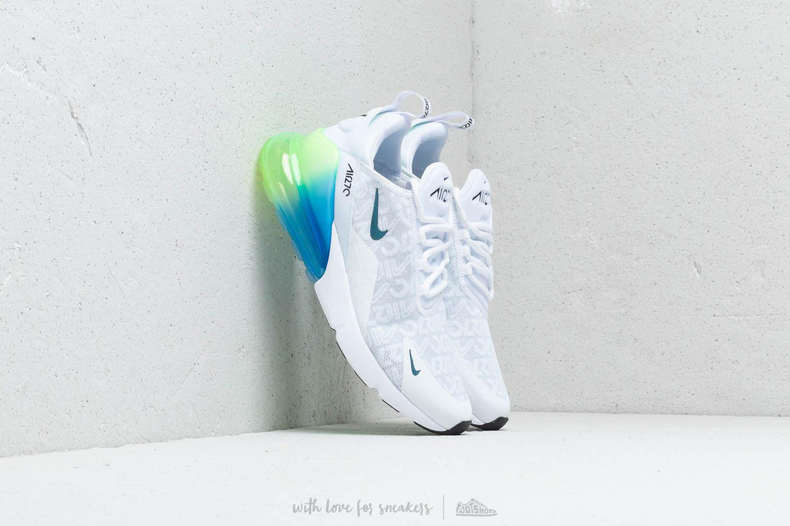 Lyst - Nike Air Max 270 Se Shoe in White for Men 3d0d37ce66b7