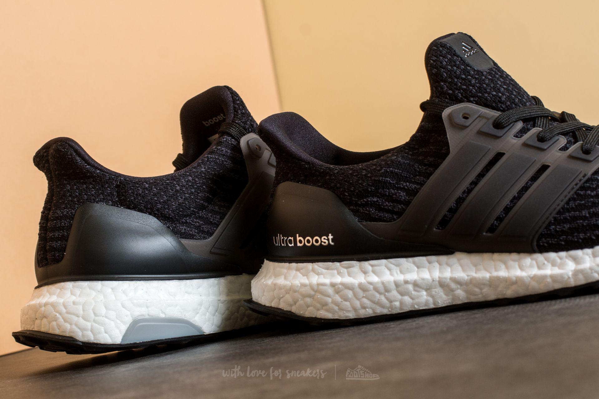 1aceb4e6f netherlands adidas ultra boost women black white 87c84 df7ef  australia lyst  footshop adidas ultra boost w core black dark grey in black b10a6 61582